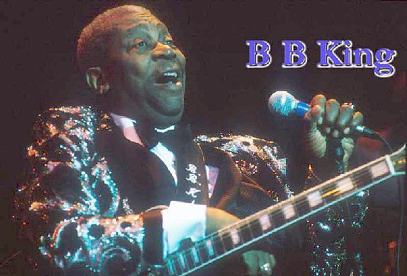 B B King @ The Count Basie Theatre